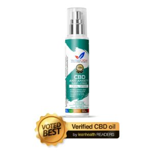 CBD Anti-Anxiety and Stress Spray | CBD Infusionz