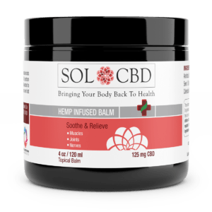 CBD Herbal Balm | CBD Infusionz