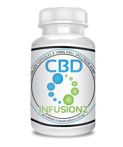 CBD ISOLATE CAPSULES