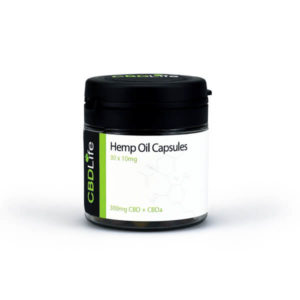 CBD Life UK | Hemp Oil Capsule's