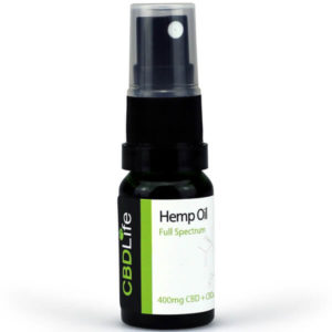 Hemp Oil Spray