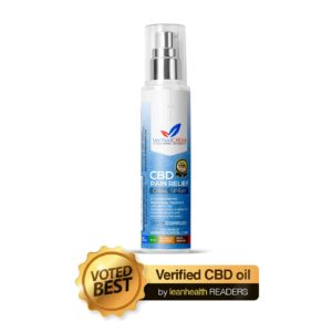 CBD Pain Relief Spray | CBD Infusionz