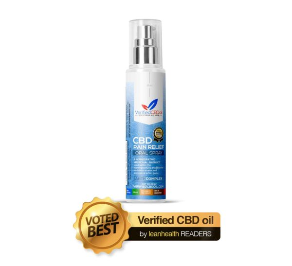 CBD Pain Relief Spray | CBD Infusionz