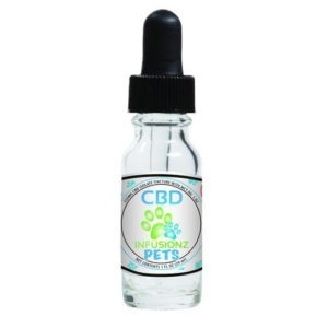 CBD Infusionz – Pet CBD Mct 1oz Oil Hemp Tincture – 250mg