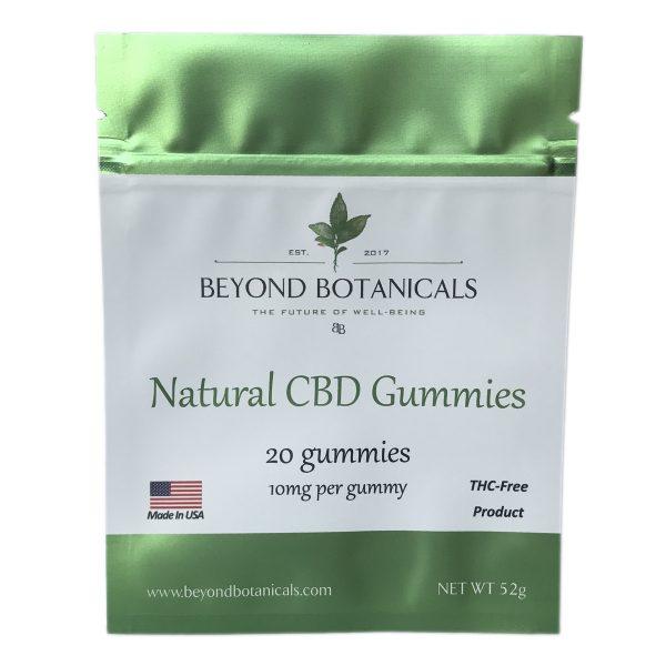 Beyond Botanical Gummies