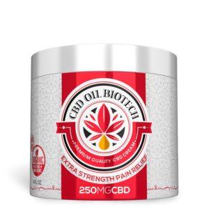 Biotech CBD Cream