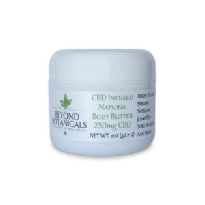 Beyond Botanical's | CBD Body Butter 2oz