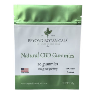 Beyond Botanical's | CBD Gummies