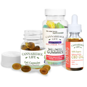 CBD Bundle Daily Wellness PLUS+