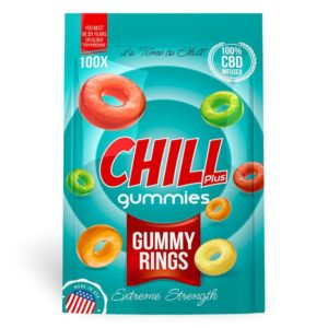 CBD Infused Gummy Rings | CBD Infusionz