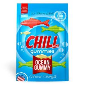 CBD Infused Ocean Gummies | CBD Infusionz