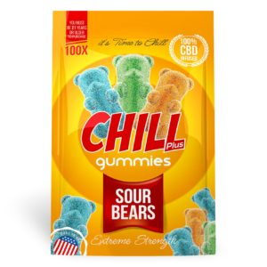 Chill Plus Gummies | CBD Infusionz