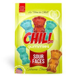 Chill Plus Gummies | CBD Infusionz