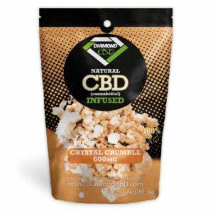 CBD Crystal Crumble Dabs | CBD Infusionz