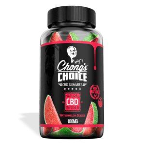Chong's Choice Gummies