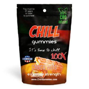 Diamond CBD | Gummies | CBD Infused Choc Nut's | Edible Candy