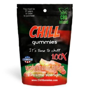 CBD Infused Watermelon Slices | CBD Infusionz