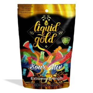 Liquid Gold Gummies