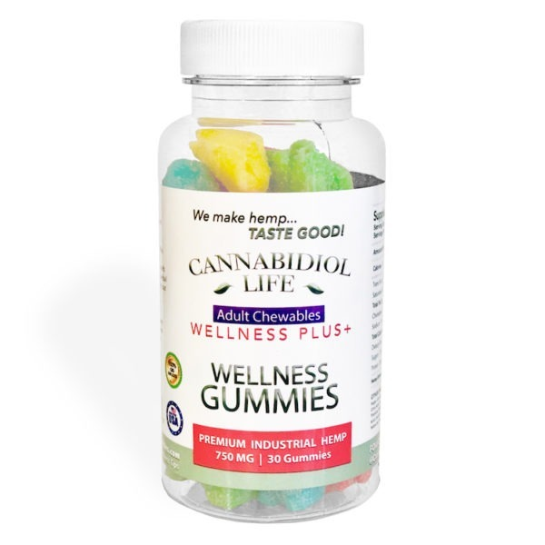 CBD Gummies | CBD Infusionz