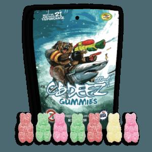 CBD Gummy Bears Extreme Strength | CBD Infusionz