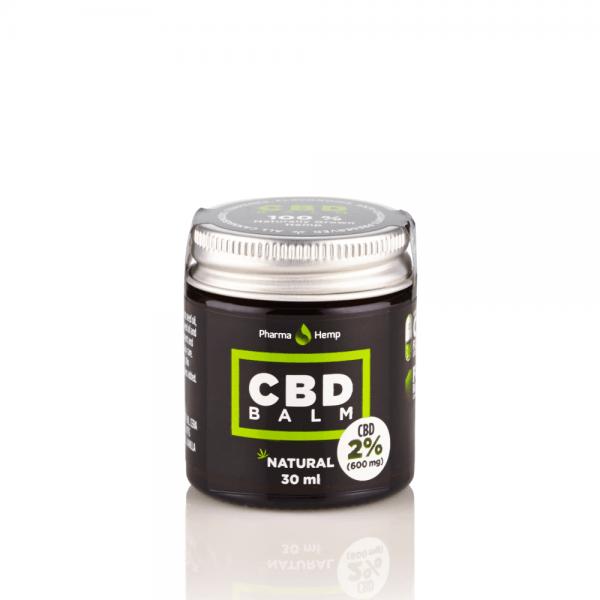 PharmaHemp | CBD Balm 2%