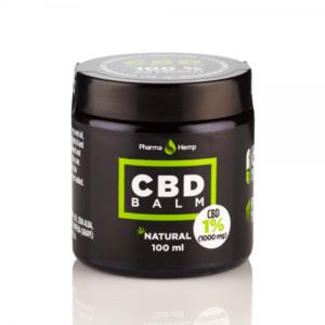 PharmaHemp | CBD Balm 1%