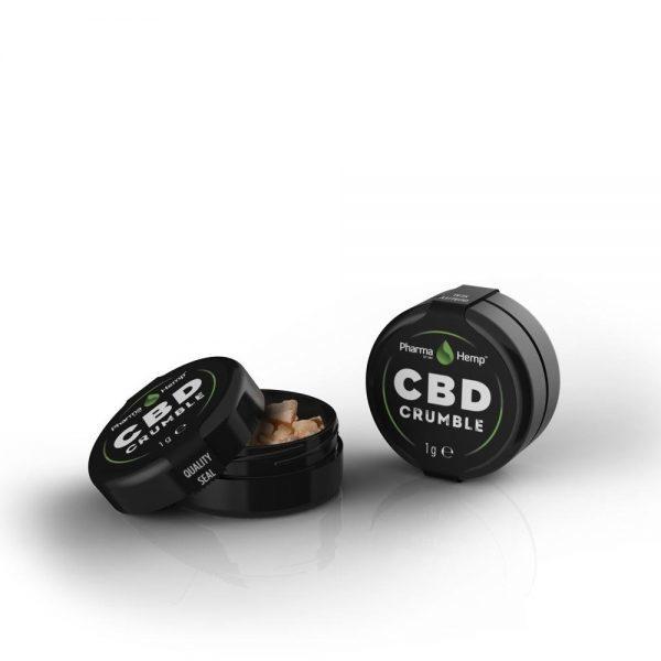 PharmaHemp | CBD Crumble 90%