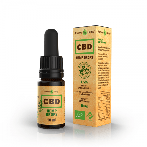 PharmHemp | Hemp CBD Drops