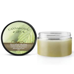 CBD Soothe Balm Natural Hemp | CBD Infusionz