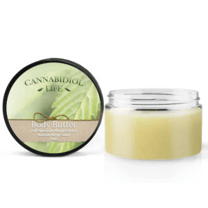 CBD Body Butter Natural Hemp | CBD Infusionz