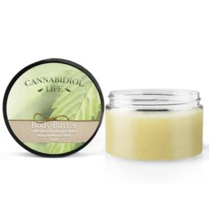 CBD Body Butter Natural Hemp | CBD Infusionz