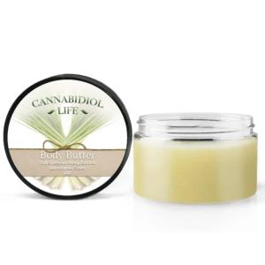 CBD Body Butter Lemongrass | CBD Infusionz