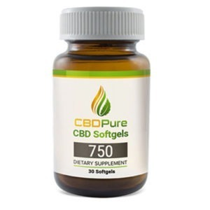 CBD Pure Softgels | Infusionz