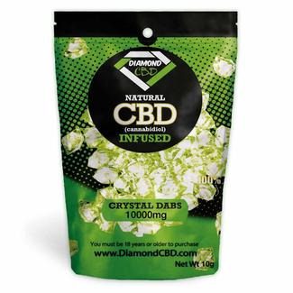 CBD Crystal Crumble Dabs