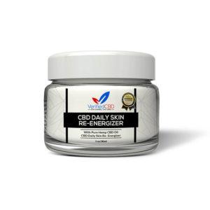 CBD Daily Skin Re-Energizer | CBD Infusionz