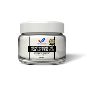CBD Hemp Intensive Healing Pain Rub | CBD Infusionz