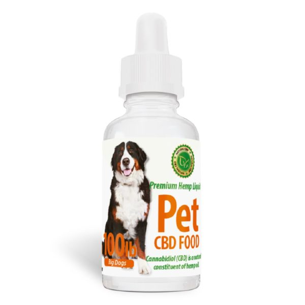 Pet CBD Food For Large Dogs