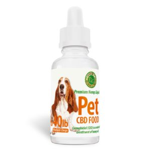 Pet CBD Food For Medium Dogs