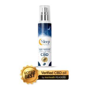 CBD Sleep Spray | CBD Infusionz