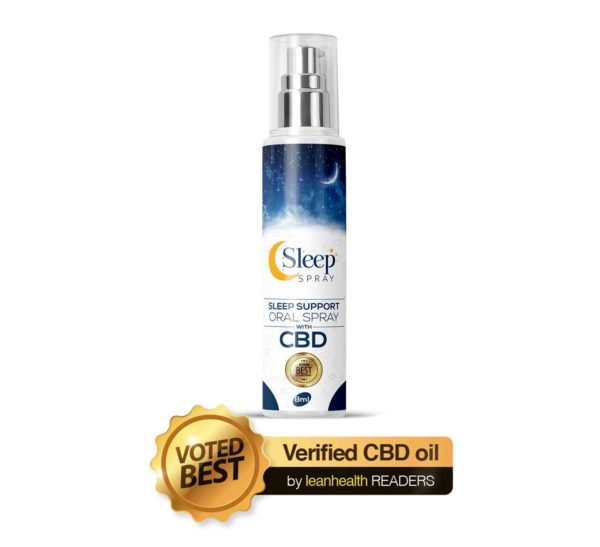 CBD Sleep Spray | CBD Infusionz