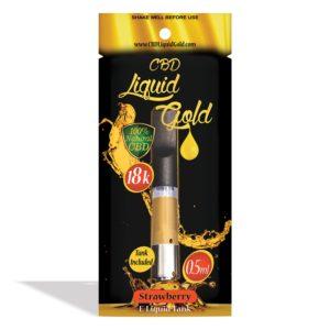 Liquid Gold (Vape Tank) - Strawberry