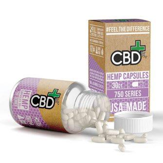 CBDFX | CBD Capsules