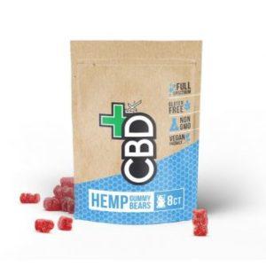 CBDFX | CBD Gummie's 8ct Pouch