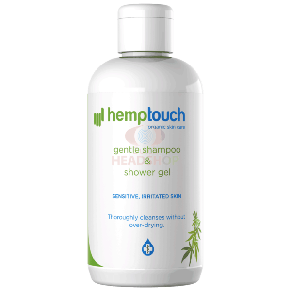 Hemp Touch | Gentle Shampoo Shower Gel