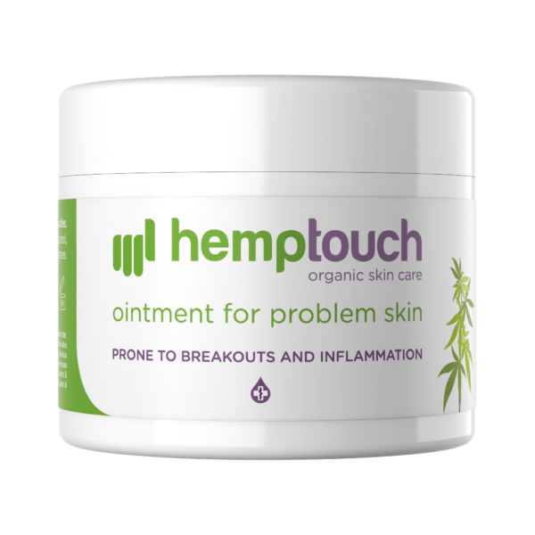Hemp Touch | Ointment For Problem Skin
