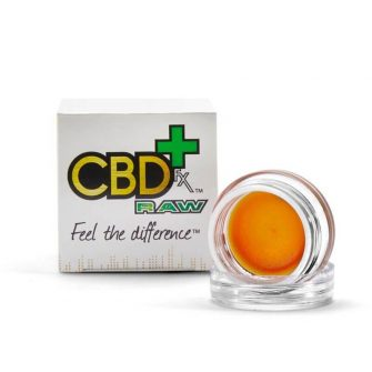 CBDFX | CBD Wax | Concentrated Dabs