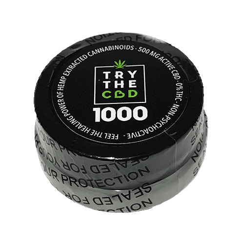 Try The CBD | CBD Isolate