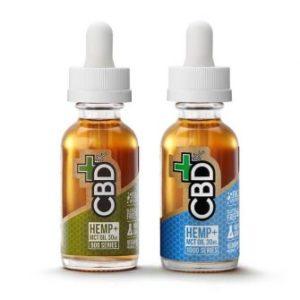 CBDFX | CBD Oil Tincture | Bundle Pack