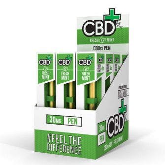 CBDFX |CBD Vape Pen | Fresh Mint