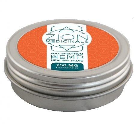 Zion Medical - CBD Salve